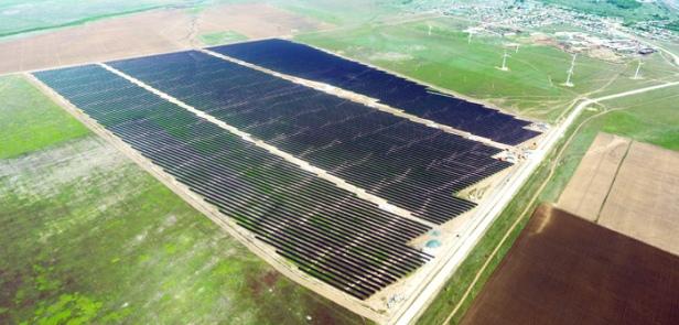 Соль-Илецкую СЭС мощностью 25 МВт - Photo credits - Rusnano