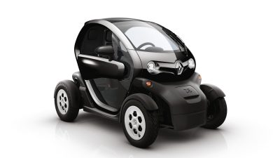 Renault Twizy Russia