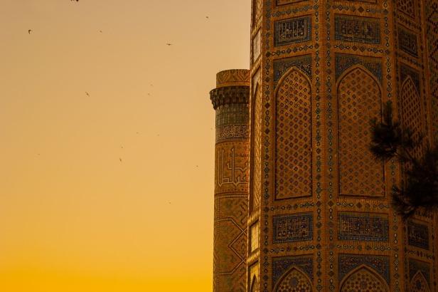samarkand-Registan-Uzbekistan